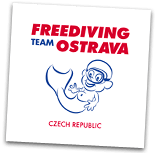 Freediving team Ostrava - logo