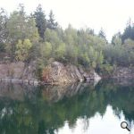 Babí hora u Telče - velký lom