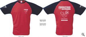 Grafický návrh potisku trička