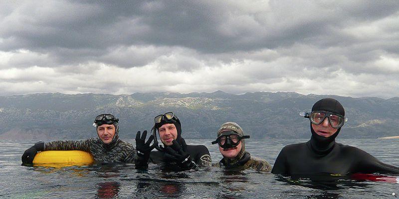 Soustředění Stará Novalja 24.-29. září 2010