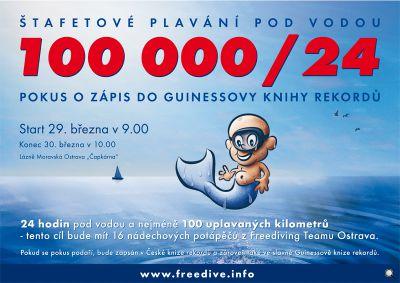 Plakát 100000/24